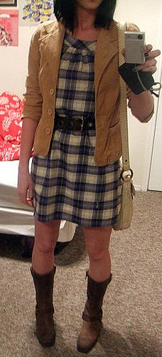 Look of the Day: Flannelrific