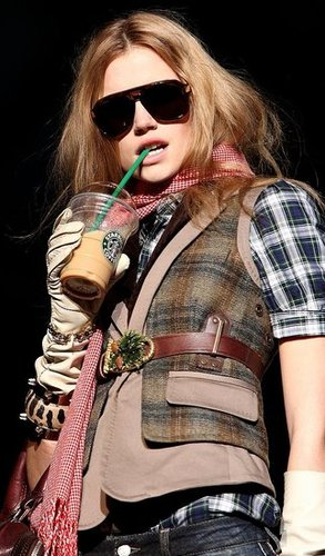 2009 Fall Milan Fashion Week: Dsquared2