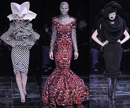 Freaky or Fabulous: McQueen's Mental Runway