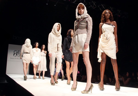 2009 LA Fashion Week: Society For Rational
