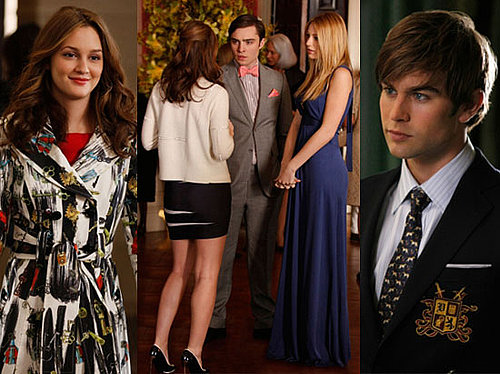 "Gossip Girl Fashion Quiz: ""The Grandfather"""