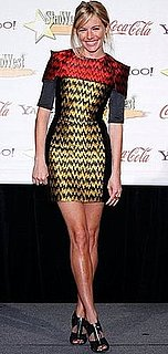 Photo of Sienna Miller at ShoWest 2009 Awards in Las Vegas