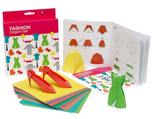 Simply Fab: Fashion Origami