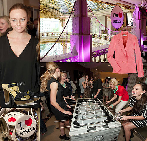 Interview With Fashion Designer Stella McCartney at San Francisco Neiman Marcus Spring Event