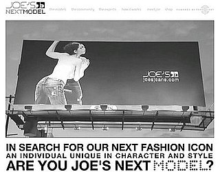 Joe's Jeans Launches Worldwide Model Search