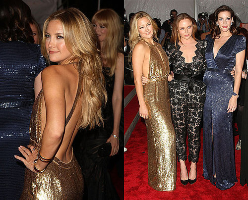 The Met's Costume Institute Gala: Kate Hudson