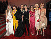 All the Models Who Attended the Met's Costume Institute Gala