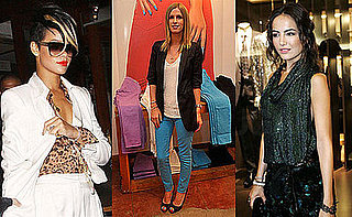 Photos of Rihanna, Nicky Hilton, and Camilla Belle