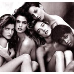 Fab Faces: The Supermodels
