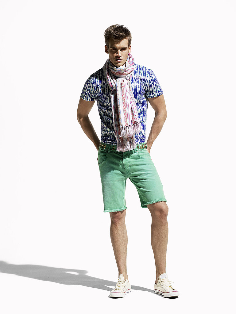 Sneak Peek! Matthew Williamson For H&M Summer Men's Collection
