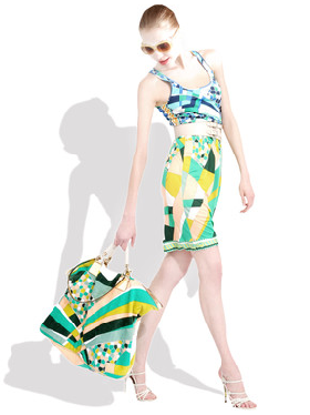 Look Book Love: Pucci's Summer Lovin'