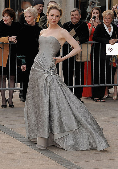Rene Zellweger in Carolina Herrera
