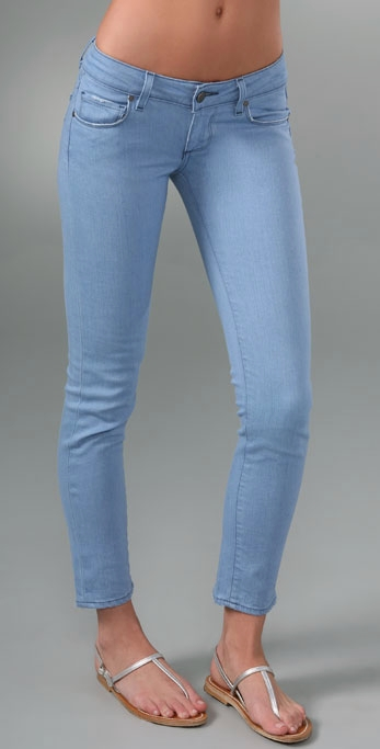 Paige Denim Roxbury Ankle Jeans