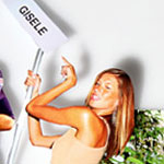 The Gisele Questionnaire: Brazil's $25 Million Babe Takes a Fashion Quiz