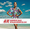 H&amp;M Summer Sale Is in Effect