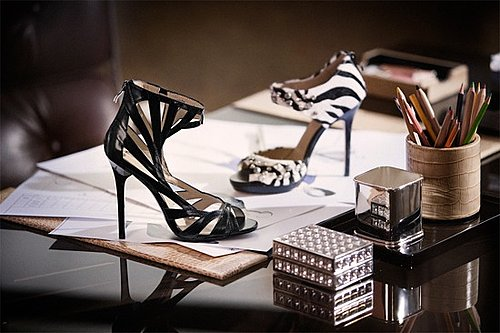 Jimmy Choo Creates Accessories and Clothing Collection for H&M