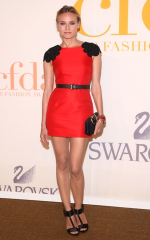 CFDA Awards: Diane Kruger