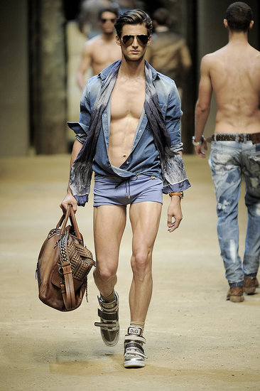 Milan Menswear S/S '10 Is On Fire