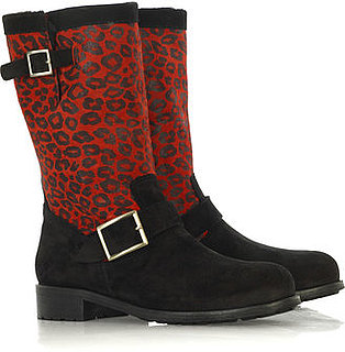 Jimmy Choo Biker Suede Leather Boots: Love It or Hate It?