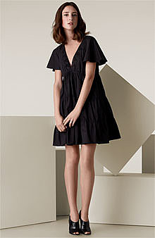 See by Chloe V-Neck Dress