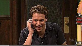 """The Girlfriend Voice"" on Saturday Night Live With Seth Rogen"