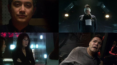 "Battlestar Galactica Recap Quiz Episode 14 ""Blood On The Scales"""
