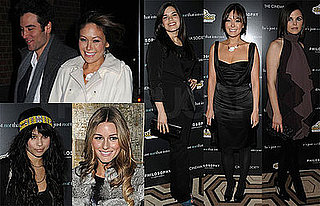 Photos of Lindsay Price, Ginnifer Goodwin, Zoe Kravitz, Taylor Momsen, America Ferrera at a He's Just Not that Into You Event
