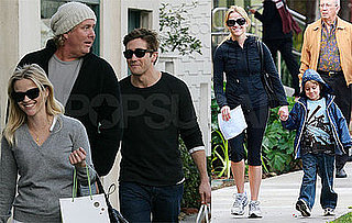 Photos of Reese Witherspoon, Jake Gyllenhaal, Deacon Phillippe in LA