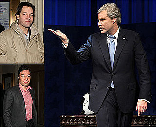 Will Ferrell as George Bush