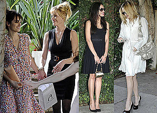 Photos of Kate Hudson, Rosario Dawson, Penelope Cruz at Melanie Griffith's Party for Penelope Cruz's Oscar Nomination