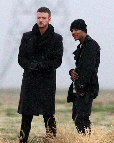 Justin Timberlake and TI in London
