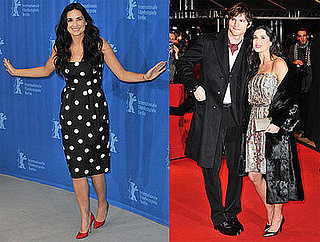 Photos of Demi Moore, Ashton Kutcher, Parker Posey at Premiere of Happy Tears at the 2009 Berlin Film Festival