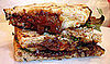 Sugar Shout Out: How to Make a Chocolate and Brie Panini