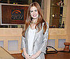 Photo of Isla Fisher on the CBS Early Show