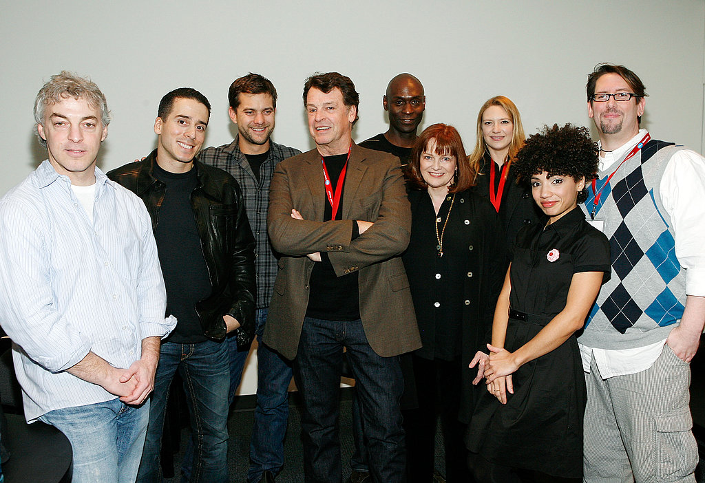 Fringe Cast at Comic Con