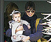 Photo of Jessica Alba and Honor Warren Out in LA 2009-02-11 07:30:00