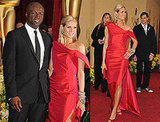 Heidi and Seal Red Carpet