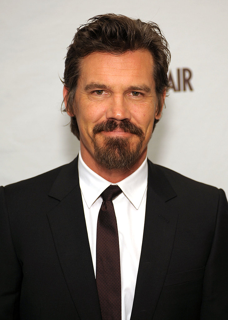 Josh Brolin Hosts Vanity Faire and Dior's BRANDAID