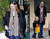 Photos of Jennifer Garner, Ben Affleck, Violet Affleck in LA, Ben Writes Time Congo Essay