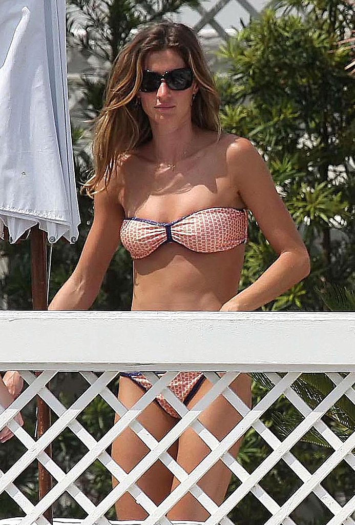 Gisele Bundchen in Brazil