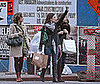 Photo of Rachel Bilson Shopping in NYC with Friends