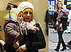 Photos of Nicole Richie and Harlow Shopping in Soho During Fashion Week
