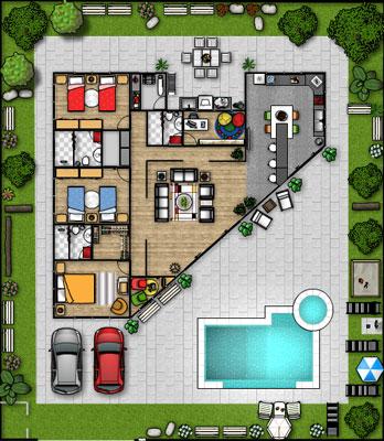 Floorplanner popsugar tech Floorplanner
