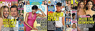 Round Up of Celebrity Weekly Magazine Covers February 27 2009