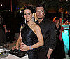Photo of Len Wiseman and Kate Beckinsale at Elton John's AIDS Foundation Oscars Bash