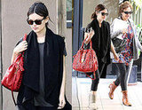 Rachel Bilson and Mom Run Errands