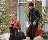 Photo of Kate Moss and Jamie Hince Leaving Sadie Frost's House