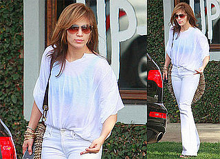 Photos of Jennifer Lopez in Los Angeles