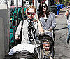 Photo of Naomi Watts with Sons Samuel and Alexander at a LA Whole Foods