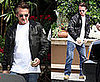 Photos of Sean Penn in LA post Oscars